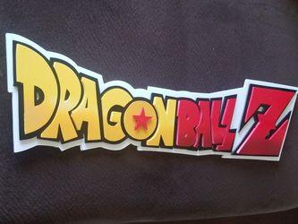 DRAGONBALL Z LOGO!!! for Sale in Fontana,  CA