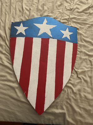 Captain America Shield for Sale in Las Vegas, NV