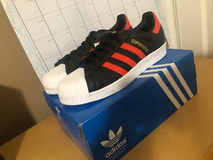 Adidas Superstar size 12 for Sale in Bakersfield, CA