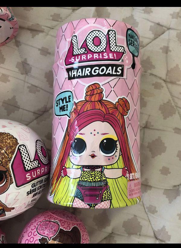 lol surprise dolls bundle
