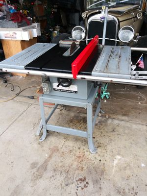 Table saw for Sale in Pomona, CA