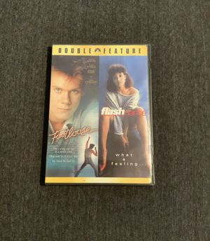 Double Feature DVD [Footloose-Flashdance] for Sale in Los Angeles, CA