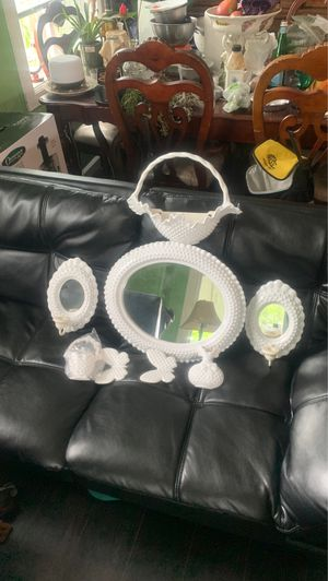 Sconce decorative candle mirror for Sale in South Gate, CA