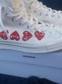 CDG❤️ Converses for Sale in Glenolden,  PA