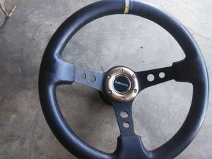 NRG INNOVATION STEERING WHEEL FOR HONDA for Sale in Ontario, CA