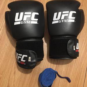UFC GYM Boxing Gloves 16 Oz for Sale in Oak Lawn, IL