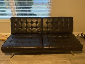 Black Futon for Sale in Atlanta, GA