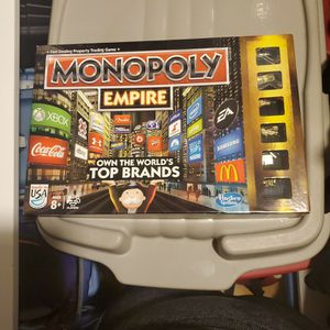 Monopoly Empire Board Game for Sale in Silver Spring, MD