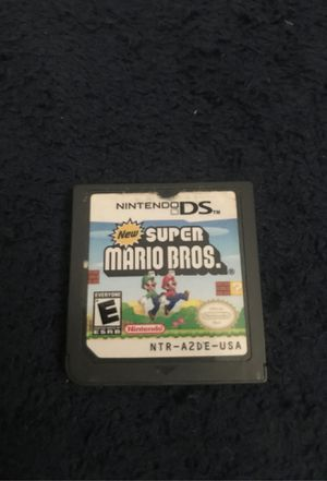 Súper Mario bros Ds Game for Sale in Phoenix, AZ