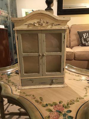 mini jewelry armoire for Sale in Atlanta, GA