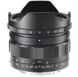 Voigtlander Super Wide-Heliar 15mm f/4.5 Lens, Black, for Sony E-Mount Cameras for Sale in Bellevue, WA