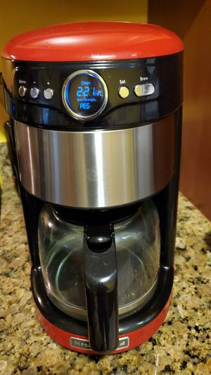 Kitchen Aid Coffee Maker 14 cup for Sale in Delray Beach, FL