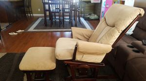 Rocker with ottoman for Sale in Henderson, NV