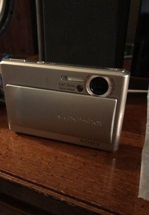 Cyber shot DSC T1 camera for Sale in Las Vegas, NV