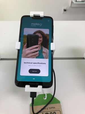 Get a free Moto G7 Supra when you switch to Cricket Wireless for Sale in Wytheville, VA