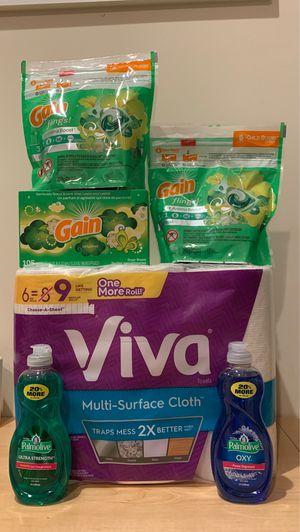 Viva/Gain/Palmolive set for Sale in Alexandria, VA