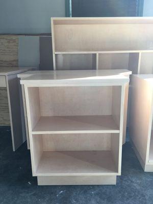 Solid Wood Bookshelf for Sale in Atlanta, GA