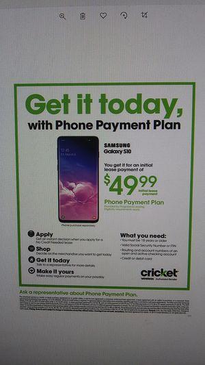 Samsung Galaxy S10 for Sale in Lanham, MD