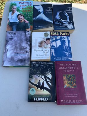 📚 book bundle for Sale in City of Industry, CA