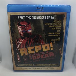 Repo! The Genetic Opera Blu-ray for Sale in Corona, CA