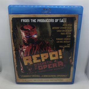 Repo! The Genetic Opera Blu-ray for Sale in Corona, CA