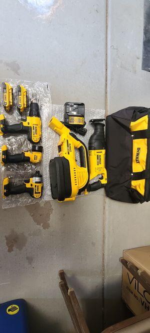Dewalt 20v power tools for Sale in Las Vegas, NV