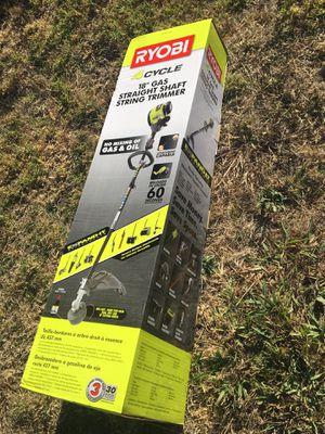 Ryobi grass trimmer new in box for Sale in Oakland, CA