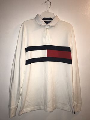 Tommy Hilfiger Long Sleeve Polo for Sale in La Habra Heights, CA
