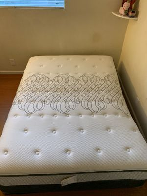 Free Queen Bed and Box Spring for Sale in Milpitas, CA