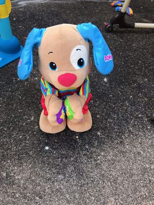 Dog that sings and is playful for Sale in Richardson, TX