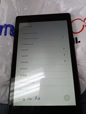 Amazon Fire Generation 8 Tablet for Sale in Miami, FL
