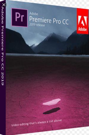 Adobe Premiere Pro 2019 for Sale in Atlanta, GA