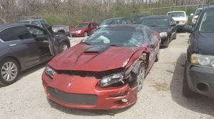 2002 Chevy Camaro parts for Sale in Crystal City, MO
