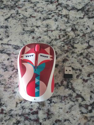 Wireless Fox computer mouse for Sale in Tulare, CA
