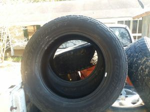 Tires four set Lt 275 R 65 20 for Sale in Ball, LA