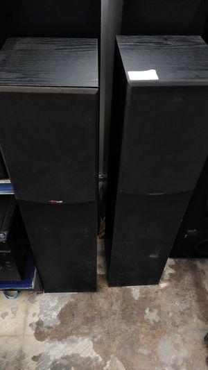 Polk audio speakers for Sale in Irving, TX