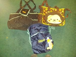 Diaper bags for Sale in Haysville, KS
