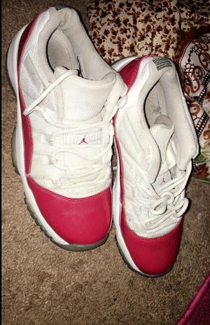 Jordan Cherry Low 11s for Sale in St. Louis, MO
