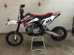Like New Pitster Pro LXR 155 Fully Built Race Ready Pit Bike KLX110 XR50 CRF50 SSR Thumpstar for Sale in Scottsdale, AZ
