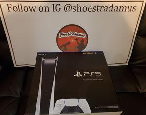 PS5 digital for Sale in Long Beach, CA