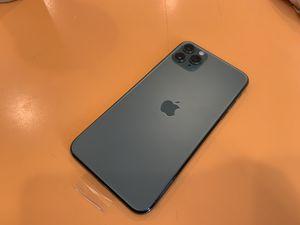 iPhone 11 Pro Max 64 Tmobile & Metro for Sale in Santa Ana, CA
