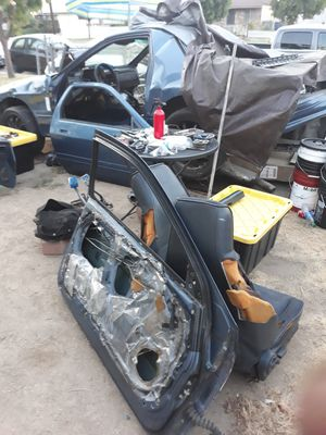 Mazda Rx7 doors complete and parting out car for Sale in Gardena, CA