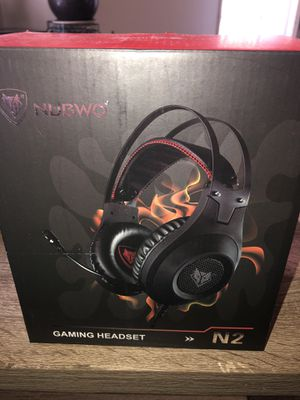 Gaming headset for Xbox One and PS4 for Sale in Highland, CA
