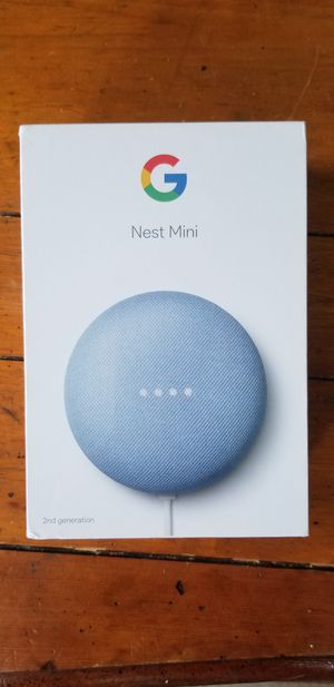 Google Nest mini for Sale in Charlottesville, VA