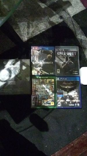 Apple TV,Ps3&Ps4 Games Xbox New One Controller & Game for Sale in Phoenix, AZ
