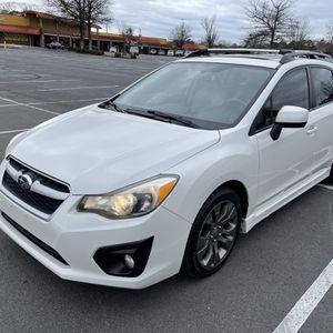 2012 SUBARU IMPREZA PREMIUM 2.0L AWD NAVIGATION EXCELLENT CAR 1 OWNER for Sale in Atlanta, GA