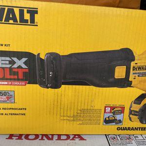 DeWalt 60 Volt Cordless Reciprocating Saw for Sale in Laurel, MD