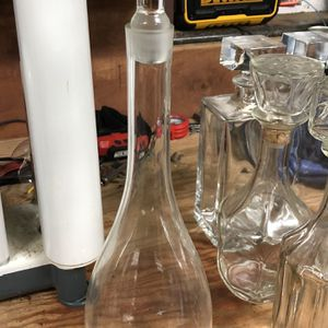 Decanters for Sale in Oregon City, OR