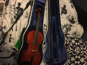 Beginner/Intermediate full sized violin (Johannes Kohr) for Sale in Sioux Falls, SD