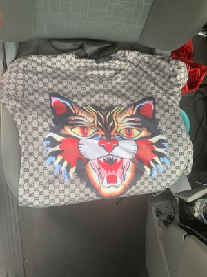 Gucci Tiger shirt !! for Sale in Tampa, FL